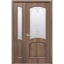 Двери Новый стиль Интера ПВХ Антре 1200 Новый Стиль