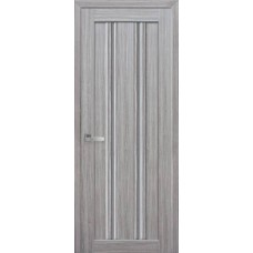 Двери Новый стиль Итальяно ПВХ Верона С1 графит Новый Стиль