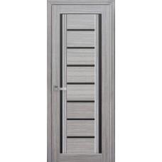Двери Новый стиль Итальяно ПВХ Флоренция С2 BLK Новый Стиль