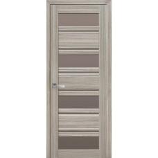 Двери Новый стиль Итальяно ПВХ Венеция С2 бронза Новый Стиль