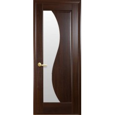 Двери Новый стиль Маэстра ПВХ Эскада ПО Каштан Новый Стиль