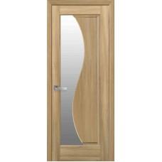 Двери Новый стиль Маэстра ПВХ Эскада ПО Золотой Дуб Новый Стиль