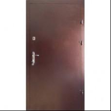 Двери Redfort Оптима Плюс Металл с притвором улица Redfort