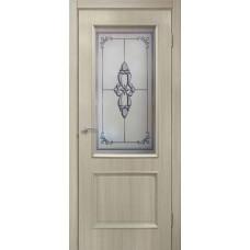 Двери Омис ПВХ Версаль СС+ФП ПВХ Омис