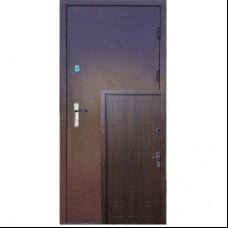 Двери Redfort Эконом Мет/МДФ 2 контура Redfort