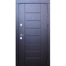 """Двери Qdoors Эталон Эталон Канзас венге темный """"Qdoors"""""""