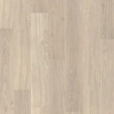 Ламінат quick step Eligna Светло-серые лакированные дубовые доски