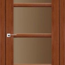 Двери DARUMI AVANT Двери AVANT Орех роял сатин бронза