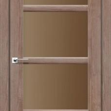 Двери DARUMI AVANT Двери AVANT Орех Бургун сатин бронза