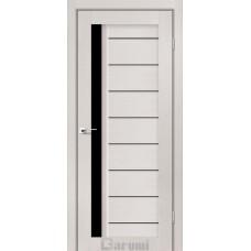 Двери DARUMI BORDO Двери BORDO Дуб Ольса черное «Lacobel»