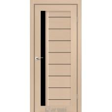 Двери DARUMI BORDO Двери BORDO Дуб боровой черное «Lacobel»