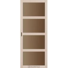 Двери KORFAD Bella BL-01 САТИН БРОНЗА KORFAD