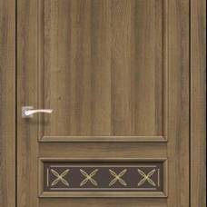 Двери KORFAD Classico CL-07 САТИН БРОНЗА KORFAD