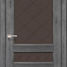 Двери KORFAD Classico CL-05 САТИН БРОНЗА KORFAD