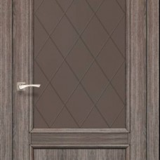 Двери KORFAD Classico CL-02 САТИН БРОНЗА KORFAD