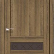 Двери KORFAD Classico CL-06 САТИН БРОНЗА KORFAD