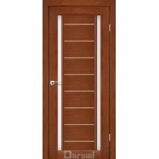 Двери DARUMI MADRID Двери MADRID Орех роял сатин белый