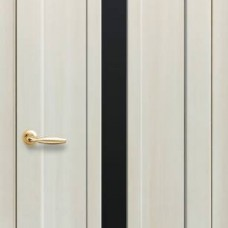 Двери Новый стиль MODA Ламинатин Марти BLK дуб жемчужный Новый Стиль