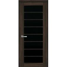 Двери Новый стиль MODA Ламинатин Виола BLK орех 3d Новый Стиль