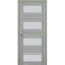 Двери Новый стиль MODA ПВХ Ultra Элиза ПВХ ультра дуб дымчатый Новый Стиль