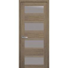Двери Новый стиль MODA ПВХ Ultra Элиза ПВХ ультра дуб медовый Новый Стиль
