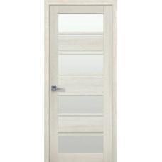 Двери Новый стиль MODA ПВХ Ultra Элиза ПВХ ультра дуб молочный Новый Стиль