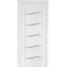 Двери TERMINUS MODERN Модель 202 Ясень белый Эмаль цвет