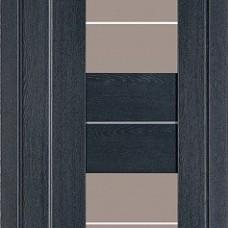 Двери TERMINUS MODERN Модель 172 Дуб Антрацит Грей цвет
