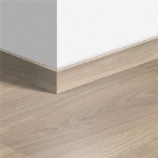 Ещё Quick-step 77 мм высота Light grey varnished Oak planks