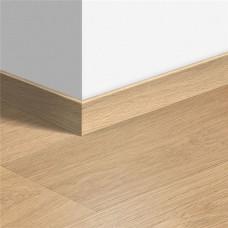 Ещё Quick-step 77 мм высота White varnished Oak planks