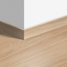 Ещё Quick-step 77 мм высота White varnished Oak