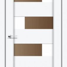 Двери KORFAD Parma PM-10 САТИН БРОНЗА KORFAD