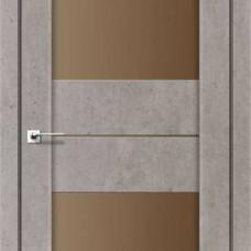 Двери KORFAD Parma PM-02 САТИН БРОНЗА KORFAD