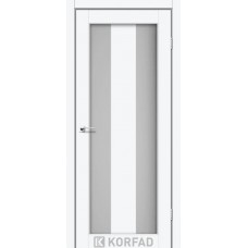 Двери KORFAD Parma PM-04 САТИН БЕЛЫЙ KORFAD