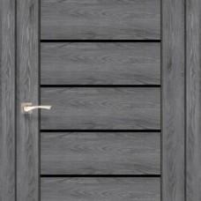 Двери KORFAD Piano Deluxe PND-01 BLK ДУБ МАРСАЛА KORFAD
