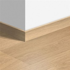 Ещё Quick-step 58 мм высота White varnished Oak planks
