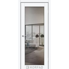 Двери KORFAD Sanvito SV-01 БРОНЗА ТРИПЛЕКС ЗЕРКАЛО KORFAD