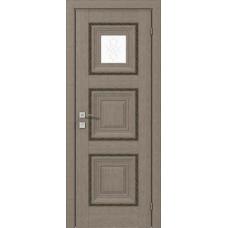 Двери RODOS VERSAL VERSAL IRIDA, СЕРЫЙ ДУБ