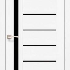 Двери KORFAD Venecia Deluxe VND-02 BLK ЯСЕНЬ БЕЛЫЙ KORFAD