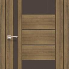 Двери KORFAD Venecia Deluxe VND-03 БРОНЗА ДУБ БРАШ KORFAD