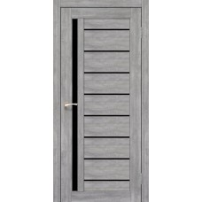 Двери KORFAD Venecia Deluxe VND-02 BLK ЭШ ВАЙТ KORFAD