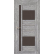 Двери KORFAD Venecia Deluxe VND-03 БРОНЗА ЭШ ВАЙТ KORFAD